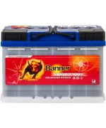 BANNER ENERGY BULL 80AH TRACTION R+