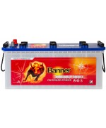 BANNER ENERGY BULL 130AH TRACTION L+