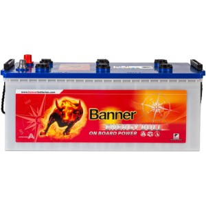 Акумулатор BANNER ENERGY BULL 180AH TRACTION L+