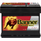 Акумулатор BANNER POWER BULL 62AH 550A R+