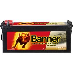 Акумулатор BANNER BUFFALO BULL SHD PRO 145AH 800A L+