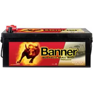 Акумулатор BANNER BUFFALO BULL SHD PRO 225AH 1150A L+