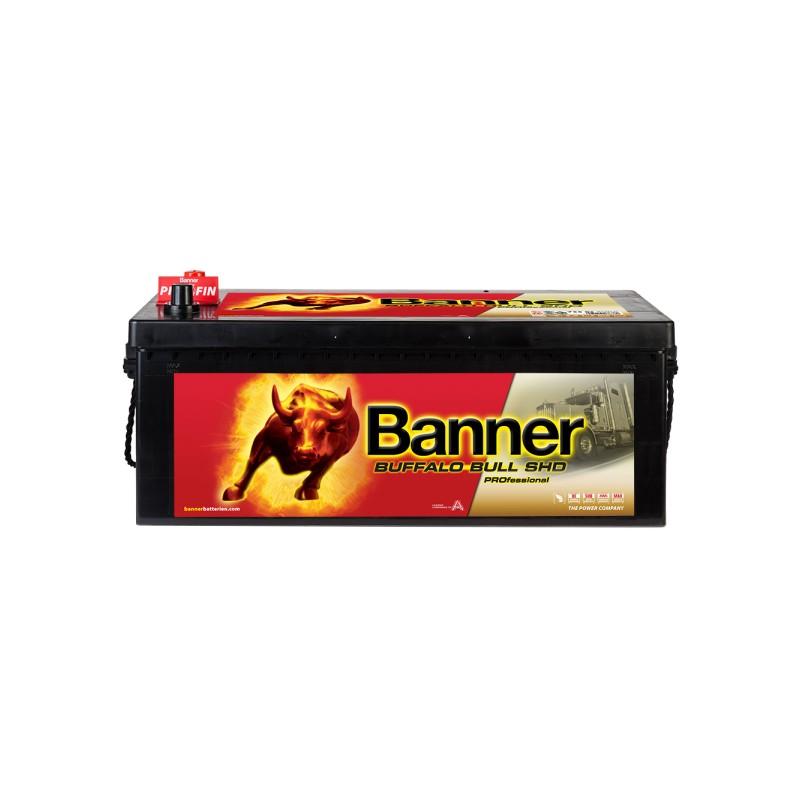 BANNER BUFFALO BULL SHD PRO 225AH 1150A L+