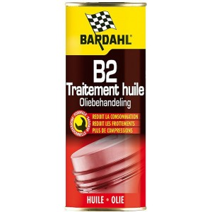 Bardahl 2 Oil Treatment 400мл.