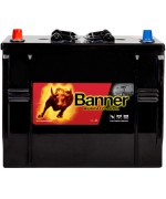 Акумулатор BANNER BUFFALO BULL 125AH 760A COMPACT L+