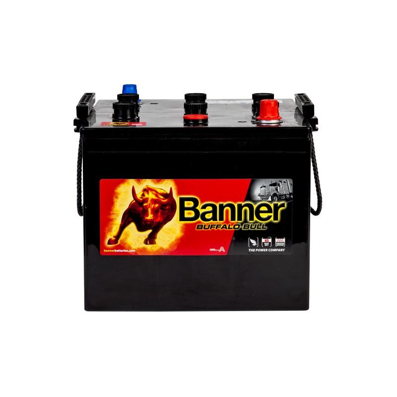 BANNER BUFFALO BULL 125AH 720A NATO 6TN L+
