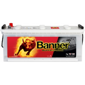 Акумулатор BANNER BUFFALO BULL 140AH 760A L+