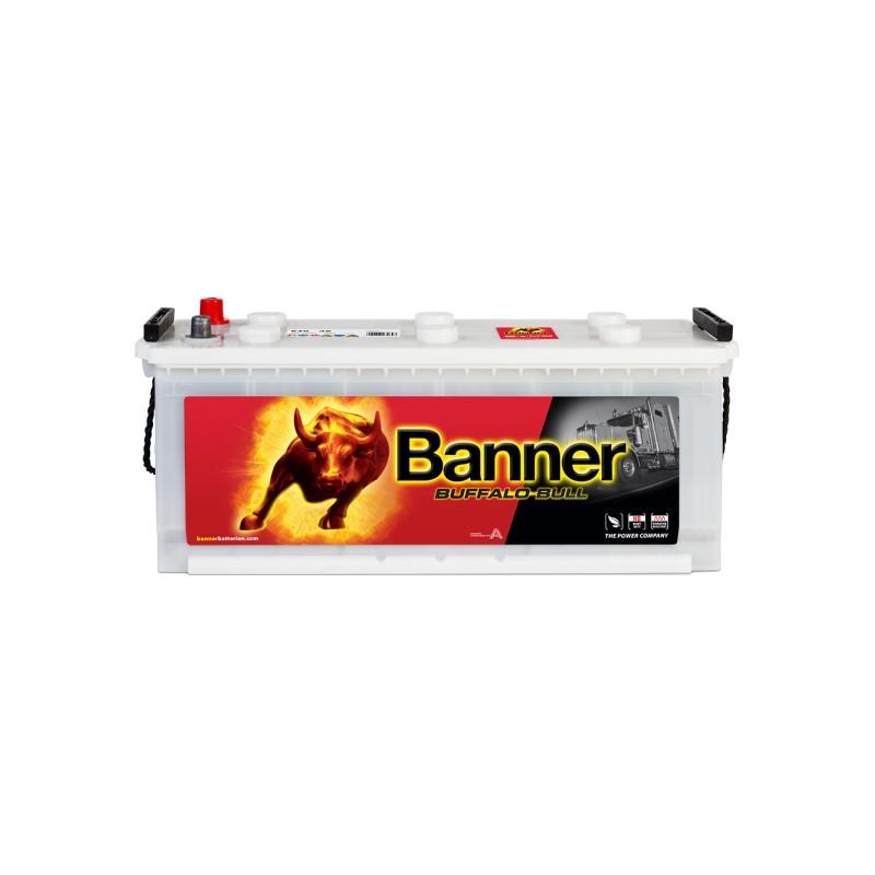 BANNER BUFFALO BULL 140AH 760A L+