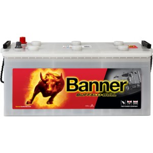 Акумулатор BANNER BUFFALO BULL 225AH 1050A L+