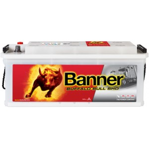 Акумулатор BANNER BUFFALO BULL SHD 110AH 760A L+