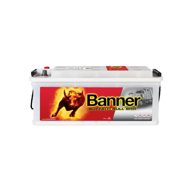 BANNER BUFFALO BULL SHD 110AH 760A L+