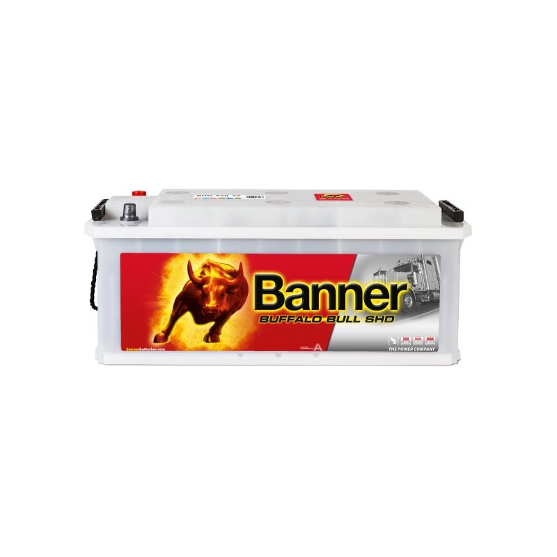 BANNER BUFFALO BULL SHD 170AH 1000A L+