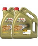 2 броя CASTROL EDGE  5W-30 5L