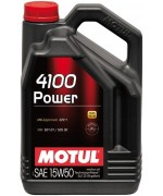 MOTUL 4100 POWER 15W-50 5L