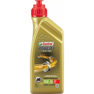 Моторно масло CASTROL POWER 1 RACING 4T 10W-40 1L