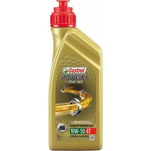Моторно масло CASTROL POWER 1 RACING 4T 10W-50 1L