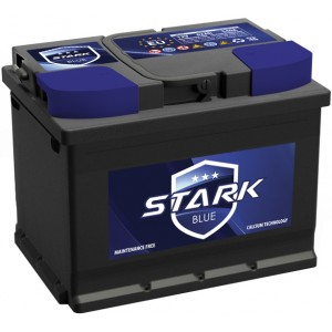 Акумулатор STARK BLUE 62AH 540A R+