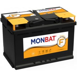 Акумулатор MONBAT FORMULA 75AH 670A R+