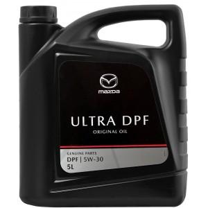 Моторно масло MAZDA ULTRA DPF 5W30 пет литра