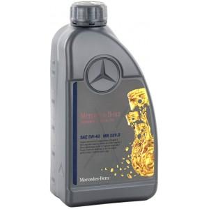 Оригинално моторно масло MERCEDES-BENZ 229.3 5W-40 1L A 000 989 82 01