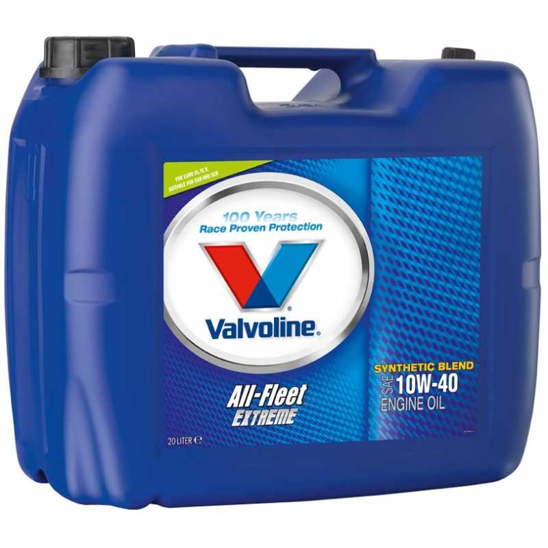 Valvoline ALL FLEET EXTREME 10W-40 20L