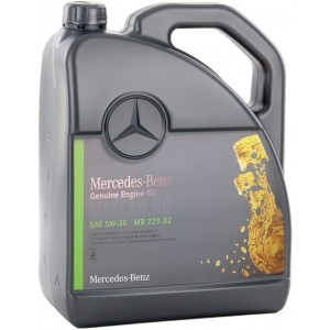 Моторно масло MERCEDES-BENZ 229.51 5W-30 5L