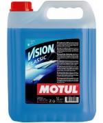 Motul Vision Classic 5L Течност за чистачки -20C