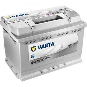 Акумулатор VARTA SILVER DYNAMIC E44 77AH 780A R+