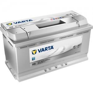 Акумулатор VARTA SILVER DYNAMIC H3 100AH 830A R+