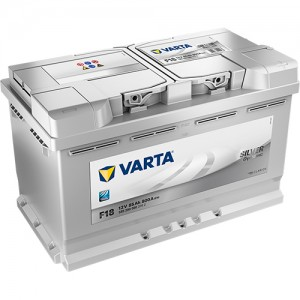 Акумулатор VARTA SILVER DYNAMIC F18 85AH 800A R+