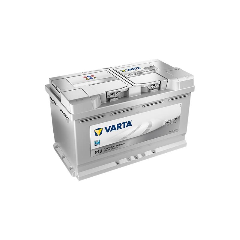 VARTA SILVER DYNAMIC 85AH 800A R+