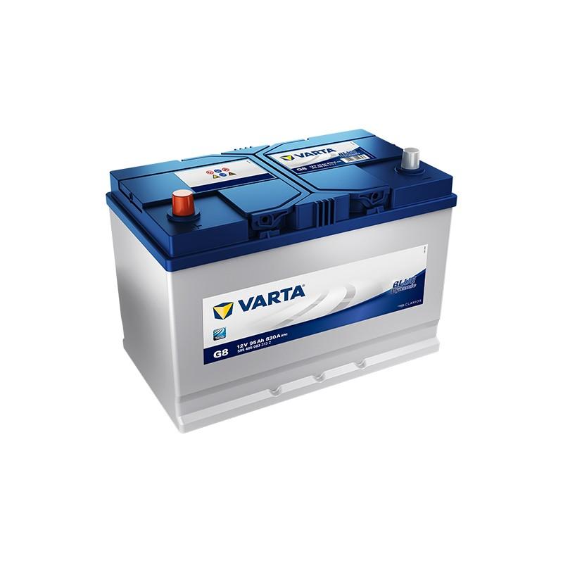 VARTA BLUE DYNAMIC 95AH 830A L+ JIS