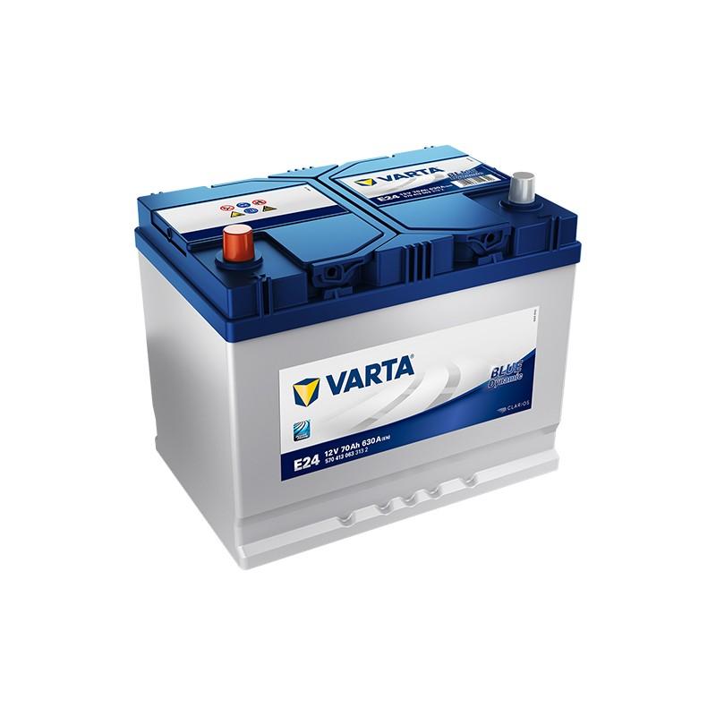 VARTA BLUE DYNAMIC 70AH 630A L+ JIS