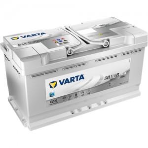 Акумулатор VARTA SILVER DYNAMIC AGM G14 95AH 850A R+