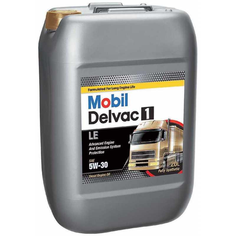 MOBIL DELVAC 1 LE 5W-30 20L