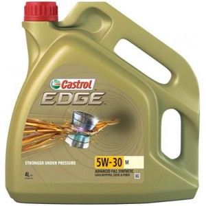 Моторно масло CASTROL EDGE 5W-30 M 4L
