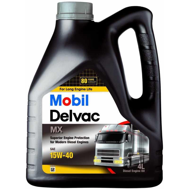 MOBIL DELVAC MX 15W-40 4L