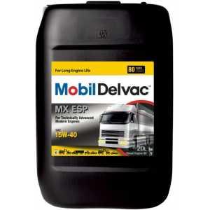 MOBIL DELVAC MX  ESP 15W-40 20L
