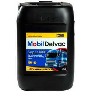 MOBIL DELVAC SUPER 1400 15W-40 20L