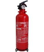 TORNADO 5А 34B C 1KG Прахов пожарогасител с манометър