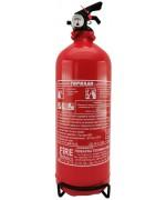 TORNADO 13А 70B C 2KG Прахов пожарогасител с манометър