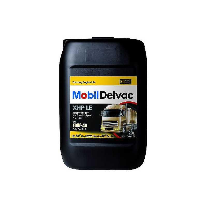 MOBIL DELVAC XHP LE 10W-40 20L