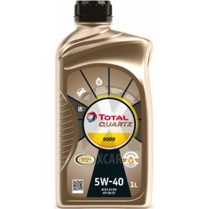 Моторно масло TOTAL QUARTZ 9000 5W-40 1L