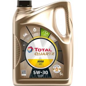 Моторно масло TOTAL QUARTZ 9000 FUTURE NFC 5W-30 5L