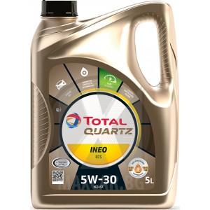 Моторно масло TOTAL QUARTZ INEO ECS 5W-30 5L