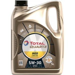 Моторно масло TOTAL QUARTZ INEO LONG LIFE 5W-30 5L