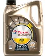 TOTAL QUARTZ INEO MC3 5W-40 4L 1