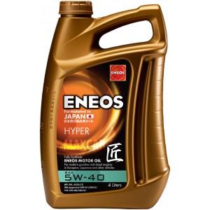 Моторно масло ENEOS HYPER 5W-40 4L