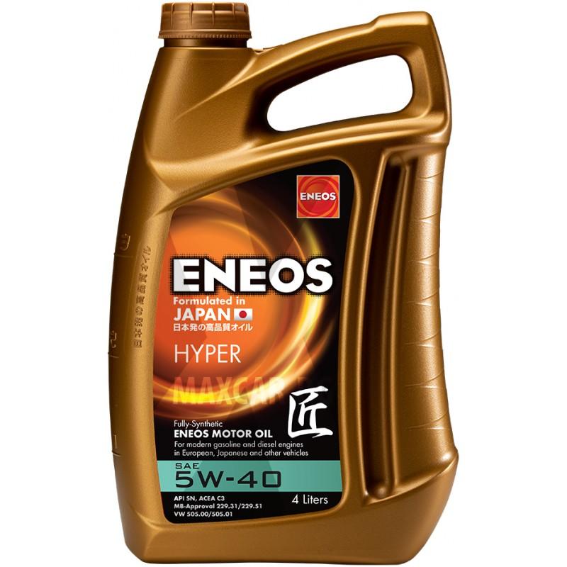 ENEOS HYPER 5W-40 4L