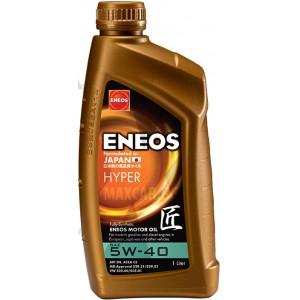 Моторно масло ENEOS HYPER 5W-40 1L